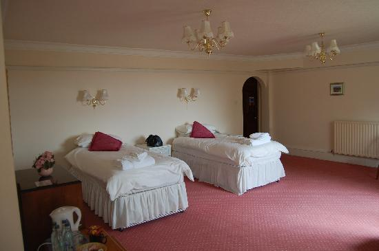 Knock Castle Hotel & Spa: Ben Ledi Bedroom