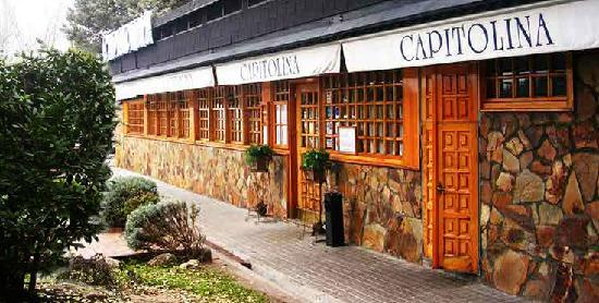 Majadahonda, Испания: Entrada