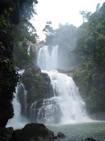 Waterfall Villas: The Nuayaca Waterfall hike