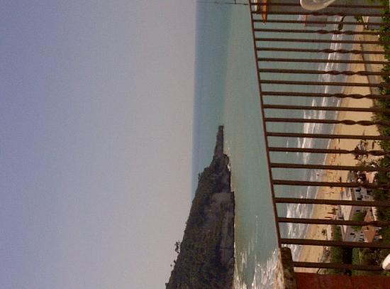Ristorante Pizzeria Piccolo Paradiso da Mario's: View From Restaurant