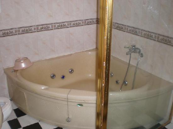 Elysee Motel: spa bath