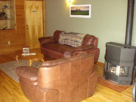 Wild Goose Lodge and Retreat: Great Room, Common Area, TV, Games