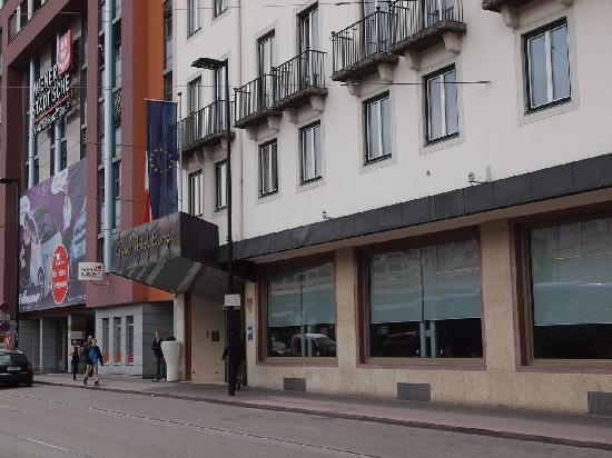 Grand Hotel Europa: 外観