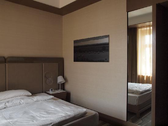 Grand Hotel Europa: 部屋