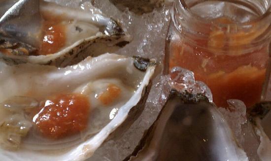 Woodberry Kitchen: half shell goodness