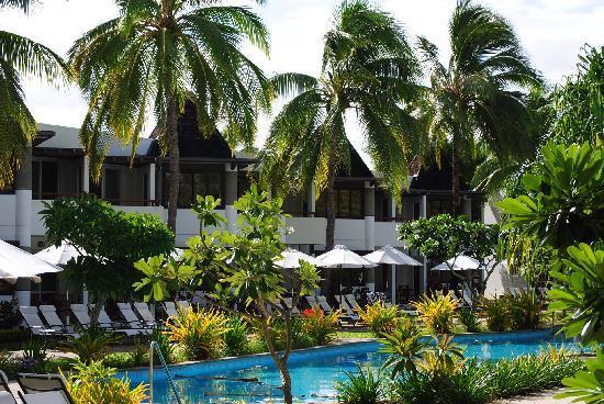 Sheraton Denarau Villas: sheraton villa piscine