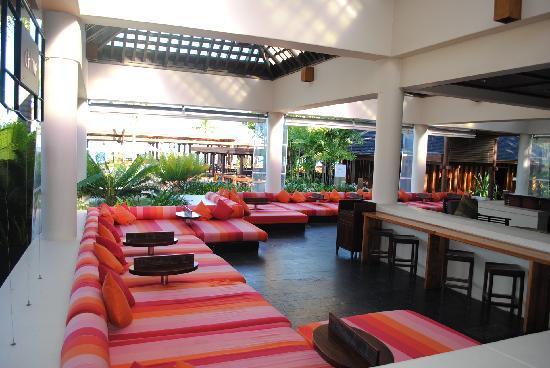 Sheraton Denarau Villas: Bar du Sheraton