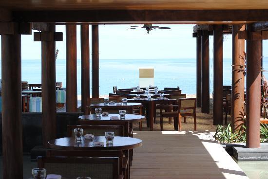 Sheraton Denarau Villas: restaurant du Sheraton