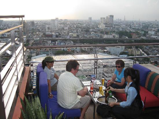 Siam@Siam Design Hotel Bangkok: Rooftop Bar