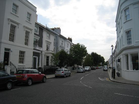 Notting Hill: 住宅街