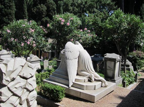 Cimitero Acattolico per Stranieri