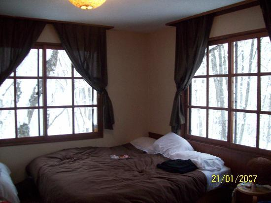 Hakuba House: Our room
