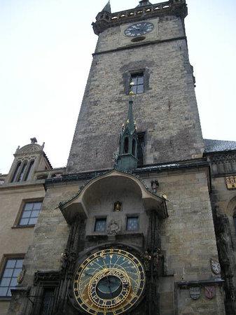 Caruana Tours : El Reloj, Praga