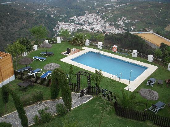 Hotel Cerro de Hijar: Just the ticket
