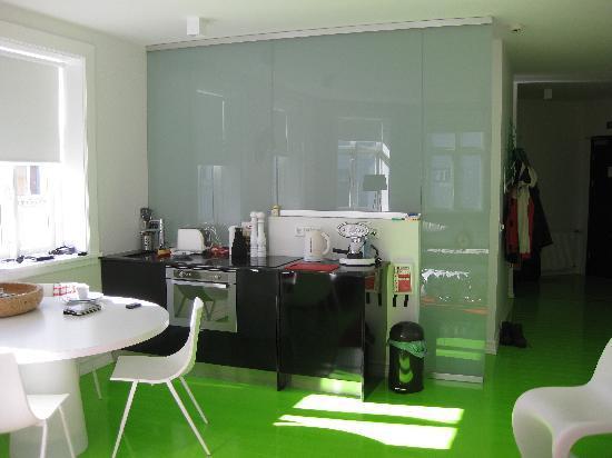 Apartment K: Kitchen