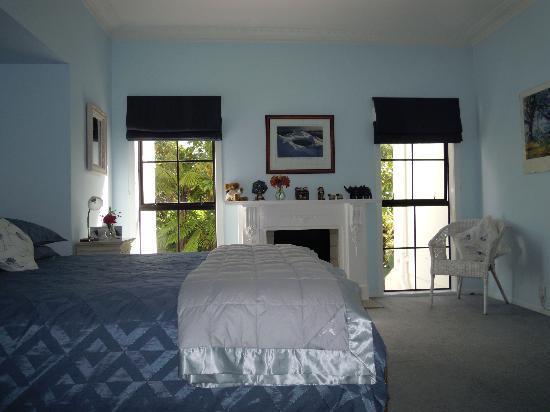 Rangimarie Guest House: Unser Zimmer