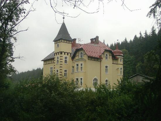 Hotel Zamecek Kaplice: Hotel Zamecek