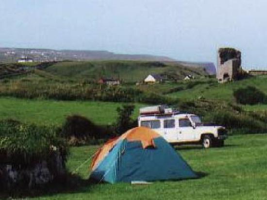 O'Connors Doolin Riverside Camping & Caravan Park