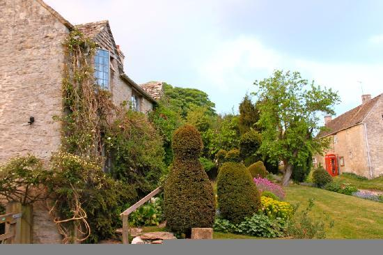 Yew Tree Cottage Bed and Breakfast: the charming Yew Tree Cottage