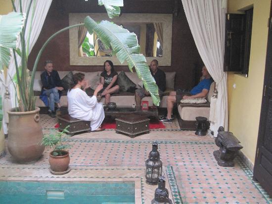 Riad Aguaviva: un verdadero placer