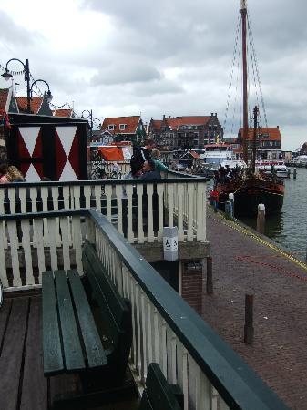 Volendam, เนเธอร์แลนด์: Hafen