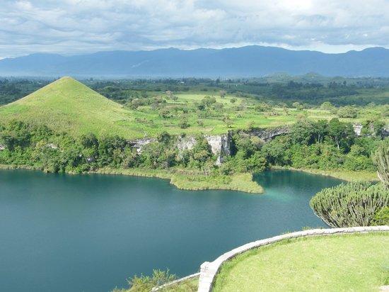 Kibale National Park, Uganda: View of Lake Kyaninga