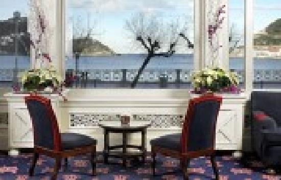 Hotel de Londres y de Inglaterra: Hotel de Londres y de Ingleterra - San Sebastian, Donostia