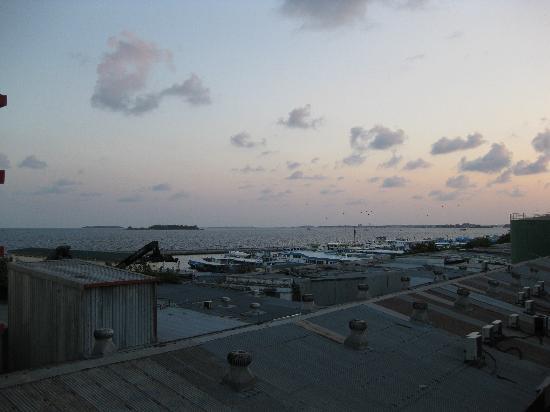 Mookai Suites: 部屋からの眺め