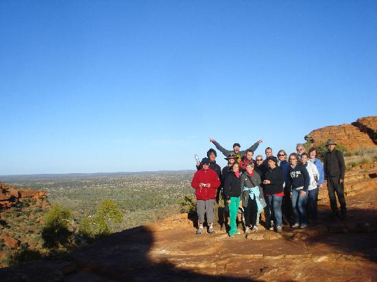 travel outback australia red centre way pdf