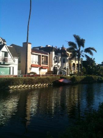 Venice Beach Boardwalk : The canals