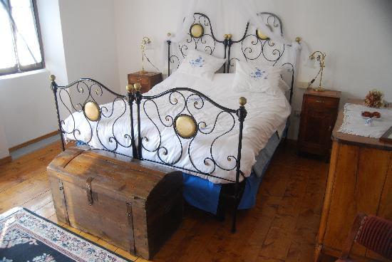 Antico Borgo Sanda: our beautiful room