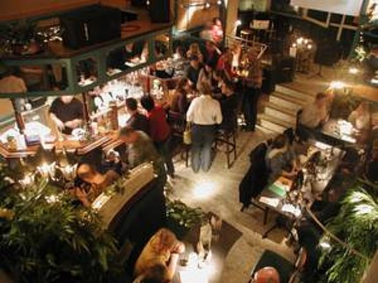 St. Michaels Restaurant: Brasserie