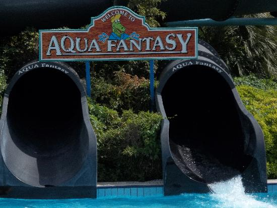 Aquafantasy Aquapark Hotel & SPA: Blackhole - Brilliant