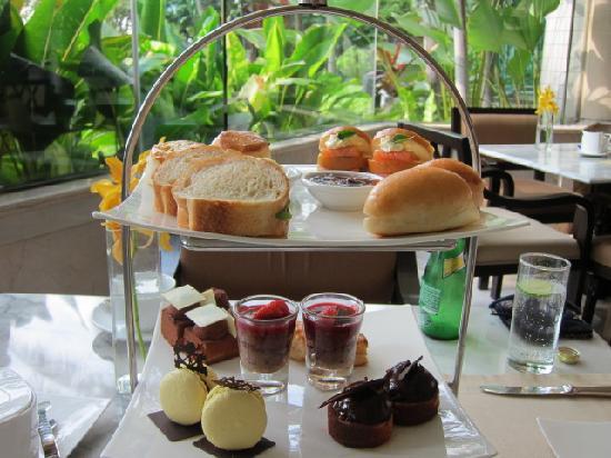 Shangri-La Hotel,Bangkok: クルンテープウィング アフタヌーンティー