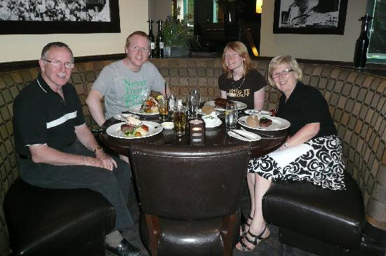 Prime 360: My family at our round table