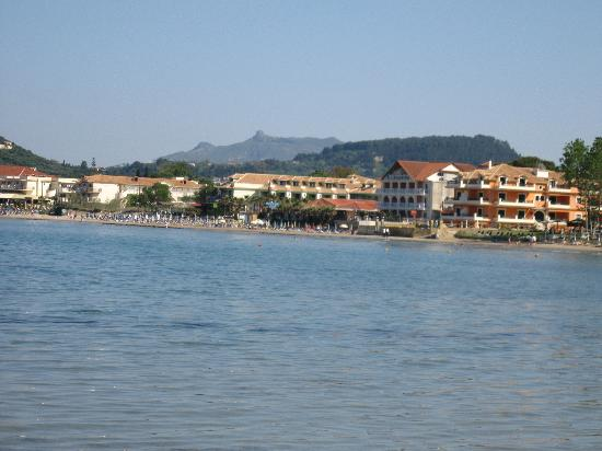 Zante Maris Hotel: Tsilivi bay