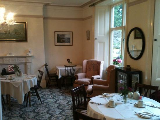 Thornton-Le-Dale, UK: Dining Room