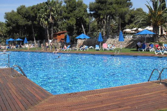 Vilanova Park: main pool