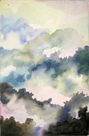 Sarah's Gallery : Mistscape