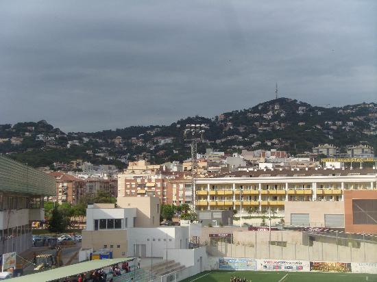 H TOP Gran Casino Royal: Blick vom Balkon