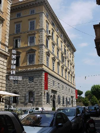 Best Western Hotel Canada, Roma - Picture of Hotel Canada ...