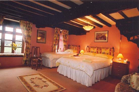Lodfin Farm Bed & Breakfast: Family Room En-Suite