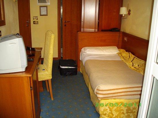 Hotel Midi Rome: stanza singola