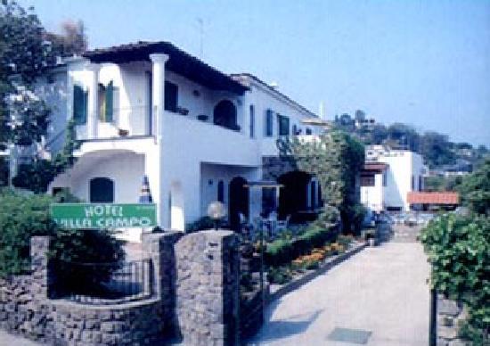 Hotel Villa Campo: das Hotel