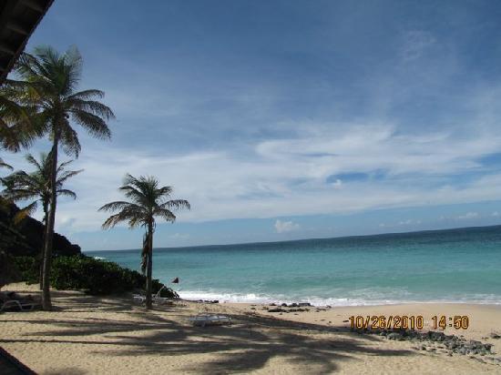 Dunes Hotel & Beach Resort: vista desde restaurant de playa