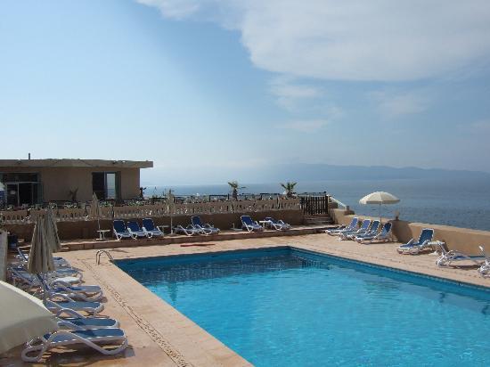 Hotel Stella di Mare : et hop, quelques brasses