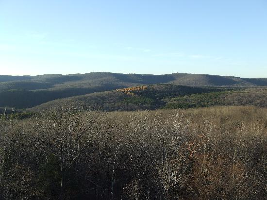 Pennsylvania: View from Lookout Tower