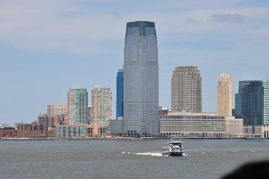 Easyliving-harlem: Sud de Manhattan vue de la navette qui va à Staten island