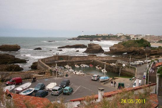 Hotel Les Alizes Biarritz : Some sights near hotel