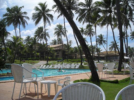 Catussaba Resort Hotel : hermoso hotel en medio de la foresta